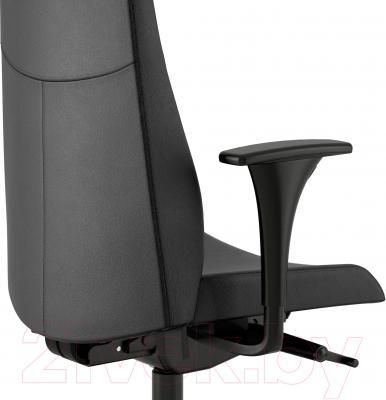Кресло офисное Ikea Вольмар 990.317.38 (черный) - вид сзади