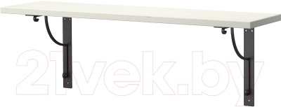 Полка Ikea Экби Хемнэс / Экби Холь 990.477.15