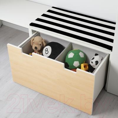 Комплект мебели Ikea Стува 991.281.65