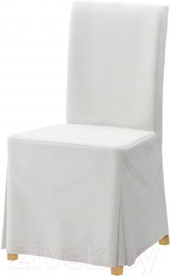 Стул Ikea Хенриксдаль 298.500.76 (дуб/белый)