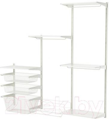 Система хранения Ikea Альгот 991.652.47