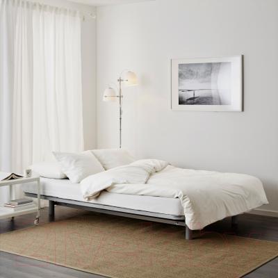 Диван-кровать Ikea Бединге Валла 991.710.88 (Книса малиновый)