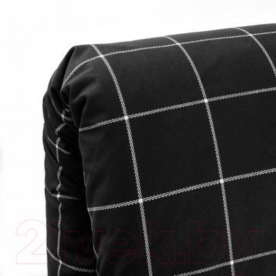 Кресло-кровать Ikea Икеа/Пс Левос 998.743.85 (Руте черный)