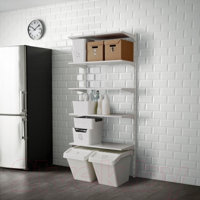 Система хранения Ikea Альгот 999.037.88