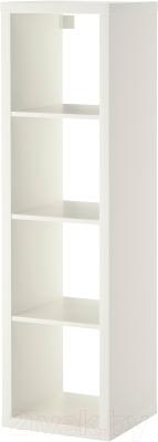 Стеллаж Ikea Каллакс 002.758.48 (белый)