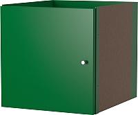 Элемент системы хранения Ikea Каллакс 003.015.88 (зеленый) -