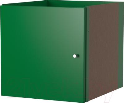 Элемент системы хранения Ikea Каллакс 003.015.88 (зеленый)