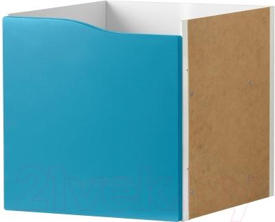 Элемент системы хранения Ikea Каллакс 003.058.26 (бирюзовый)