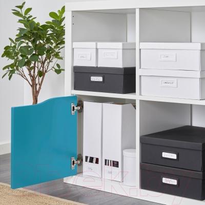 Элемент системы хранения Ikea Каллакс 103.015.64 (бирюзовый)