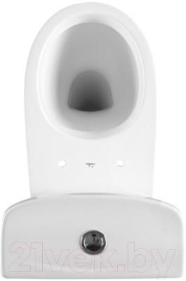 Унитаз напольный Colombo Акцент скандинавский Optima 2 Soft Close (S12850500)