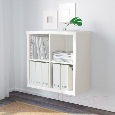 Стеллаж Ikea Каллакс 202.758.14 (белый)