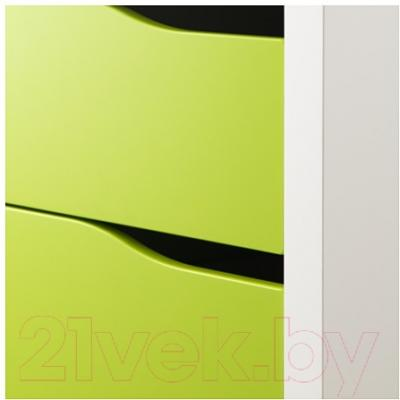 Элемент системы хранения Ikea Каллакс 203.015.68 (светло-зеленый)