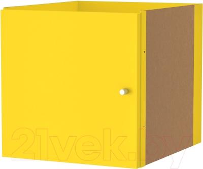 Элемент системы хранения Ikea Каллакс 203.233.82 (желтый)