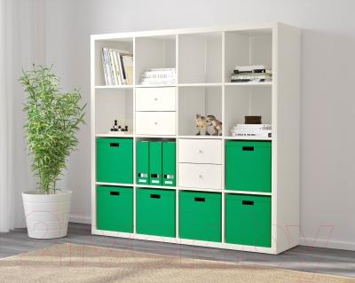 Стеллаж Ikea Каллакс 302.758.61 (белый)