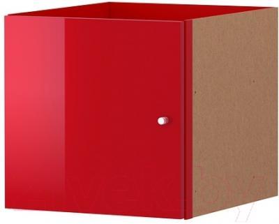 Элемент системы хранения Ikea Каллакс 402.795.52 (красный глянцевый)