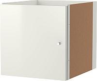 Элемент системы хранения Ikea Каллакс 403.146.40 (белый глянцевый) -