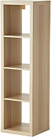Стеллаж Ikea Каллакс 503.147.34 (беленый дуб) -