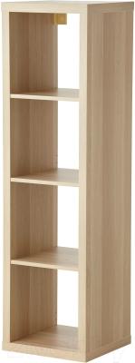 Стеллаж Ikea Каллакс 503.147.34 (беленый дуб)