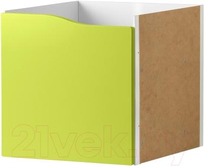 Элемент системы хранения Ikea Каллакс 603.015.66 (светло-зеленый)