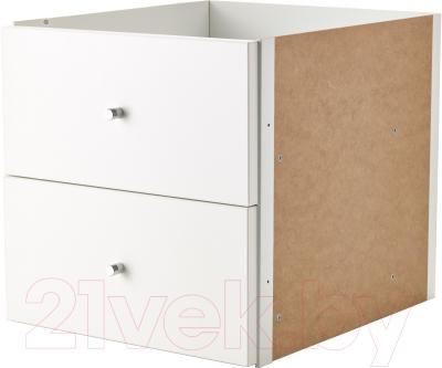 Элемент системы хранения Ikea Каллакс 702.866.45 (белый)