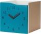 Элемент системы хранения Ikea Каллакс 703.058.23 (бирюзовый/часы декоративные) -