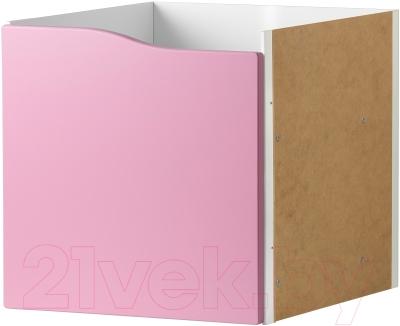 Элемент системы хранения Ikea Каллакс 803.065.82 (розовый)