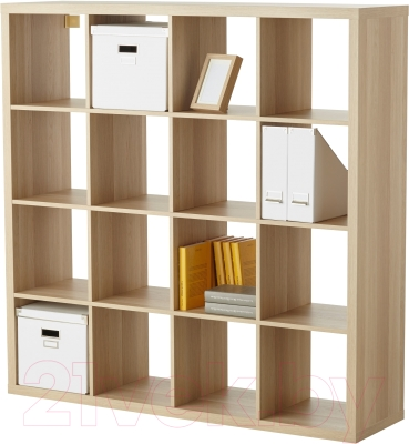 Стеллаж Ikea Каллакс 903.147.32 (беленый дуб)