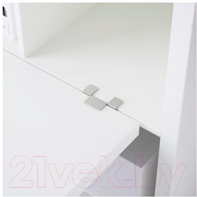 Письменный стол Ikea Каллакс 591.230.61 (белый)