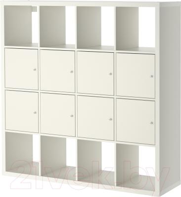 Стеллаж Ikea Каллакс 690.174.75 (белый)