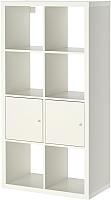 Стеллаж Ikea Каллакс 990.171.86 (белый) -
