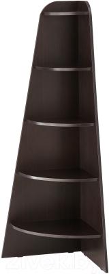 Стеллаж Ikea Варби 002.965.15 (черно-коричневый)