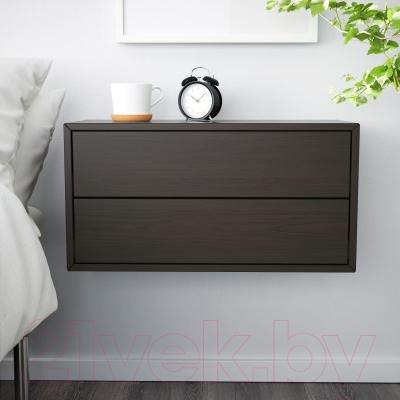 Шкаф навесной Ikea Вэлье 102.796.19