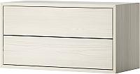Шкаф навесной Ikea Вэлье 802.796.06 -