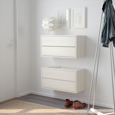 Шкаф навесной Ikea Вэлье 802.796.06
