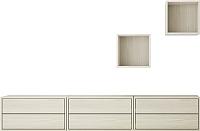 Шкаф навесной Ikea Вэлье 290.466.15 -