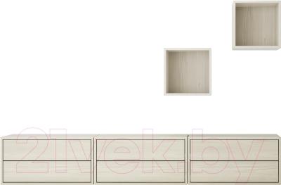 Шкаф навесной Ikea Вэлье 290.466.15
