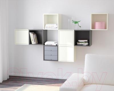 Шкаф навесной Ikea Вэлье 990.466.07