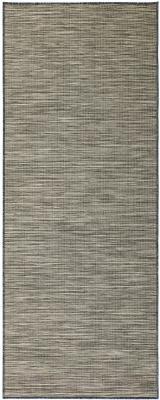 Циновка Ikea Ходде 002.987.98 (серый/черный)