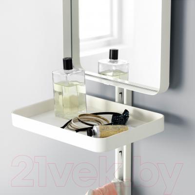 Туалетный столик с зеркалом Ikea Альгот 299.323.84