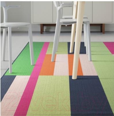 Ковер Ikea Хэвнсо 303.102.18 (разноцветный)