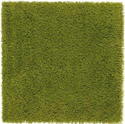 Ковер Ikea Хампэн 502.037.88 (ярко-зеленый)