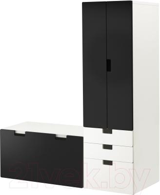 Комплект мебели Ikea Стува 390.168.49