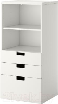 Шкаф Ikea Стува 390.177.35