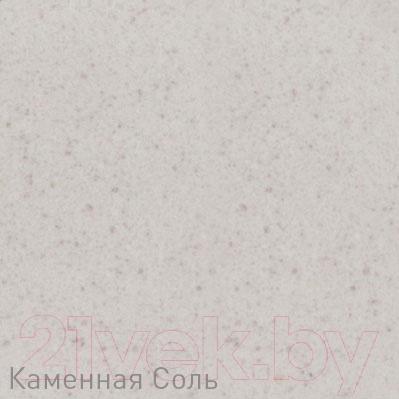 Мойка кухонная Zigmund & Shtain Eckig 1000.2 (каменная соль)