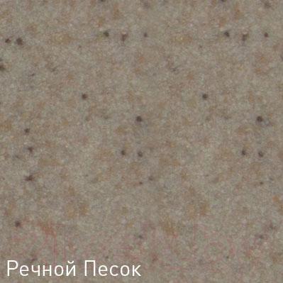 Мойка кухонная Zigmund & Shtain Eckig 1000.2 (речной песок)