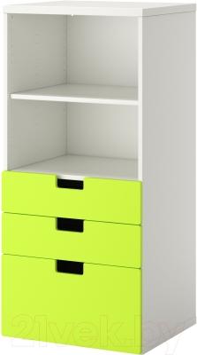 Шкаф Ikea Стува 390.177.40