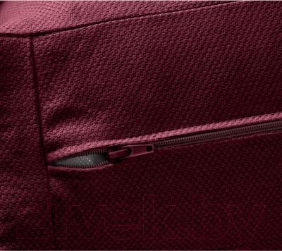 Диван-кровать Ikea Виласунд 199.072.43 (Дансбу красно-сиреневый)