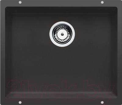 Мойка кухонная Zigmund & Shtain Integra 500 (темная скала)