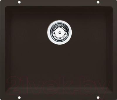 Мойка кухонная Zigmund & Shtain Integra 500 (черный базальт)