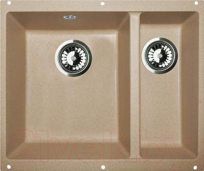 Мойка кухонная Zigmund & Shtain Integra 500.2 (осенняя трава)